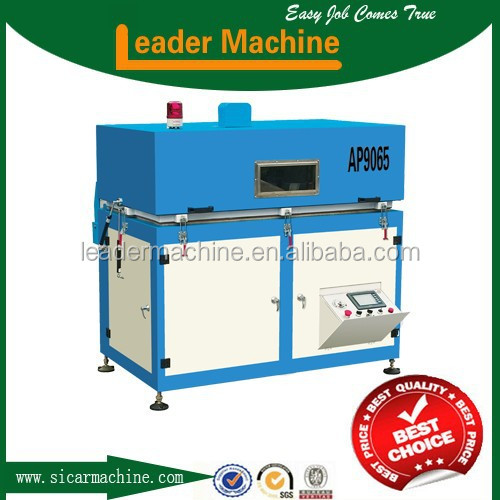 AP9065 European Quality CE Certification Cabinet Vacuum PVC Machine Membrane Press for Curved Panel