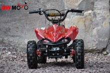 CE 500W Electric mini ATV go kart dirt bike Cheap kids ATV four wheelers for sale