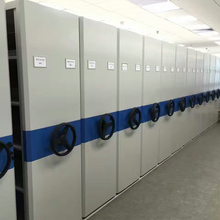 High quality cold rooll steel plate Q235 automated archiving solutions mobile shelving