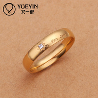 Lekani wholesale direct sale copper wedding bands
