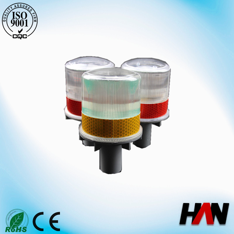 Good Quality Revolving Warning Solar Beacon Light used For Road Cone