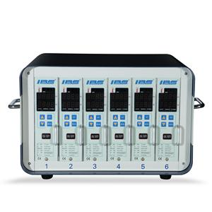 6 cavities digital temperature controller with electronic module