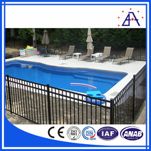 Low Price Artistic In Ground Swimming Pool Fence