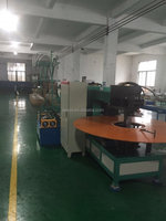 copper tube fin type evaporator making machine