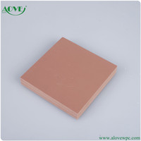 Building material WPC foam board for cabinet