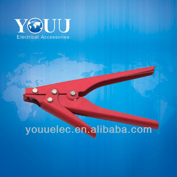 Useful automatic cable tie fasten tool