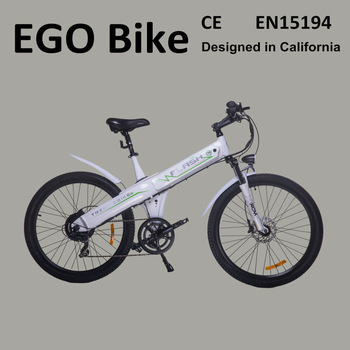 Flash,Top grade 250W 26' rear carrier torque electric bike