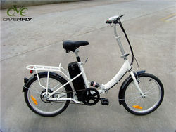 Cheap Folding Electric Bike/E-Bike XY-EB010 with Single Speed Gears Made in China