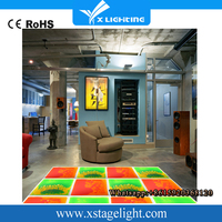Top Quality Wholesale China portable flooring vinyl led dance floor for sale medical use