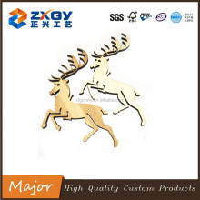Different Animal Shapes Decoration Wooden Pieces, Small Wooden Craft