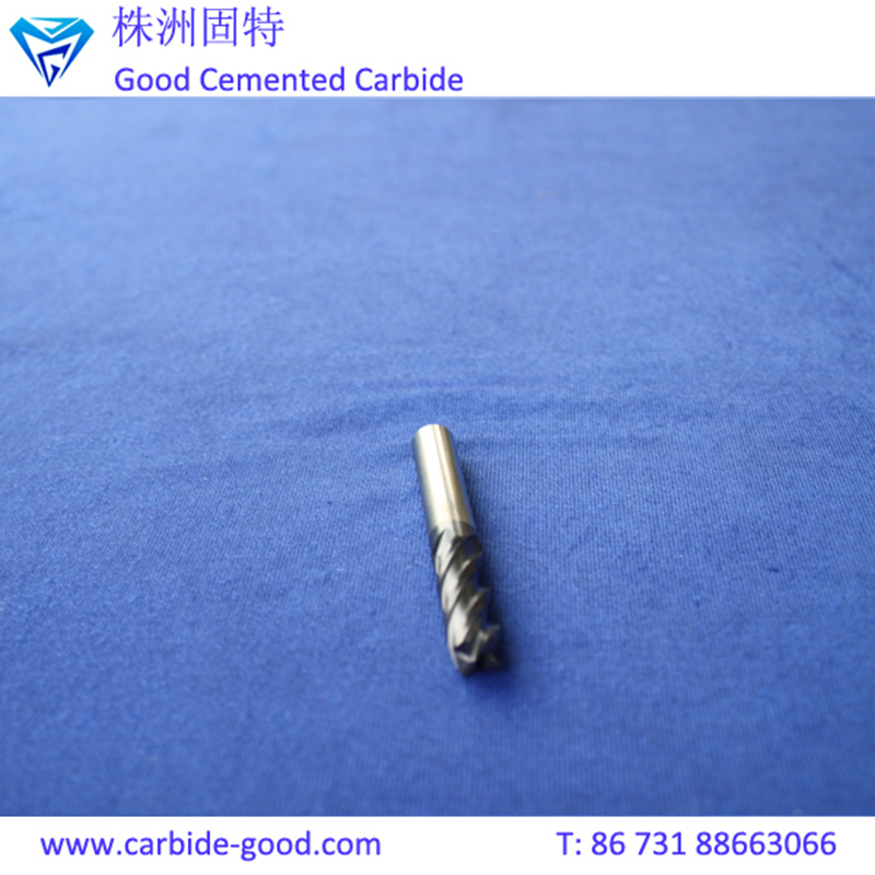 2018 Hot Sale Tungsten Carbide Milling Cutter with Different Types