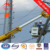55ft Type B galvanized electric transmission tower structure