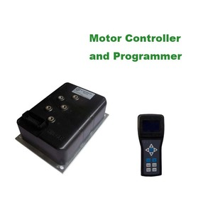 96V 10KW Electric Car AC Motor Speed Controller