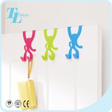 Funny fashion design best price clothes hook