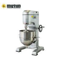 CE approved Stainless Steel 5L 10L 20L 30L 40L 50L 60L planetary mixer