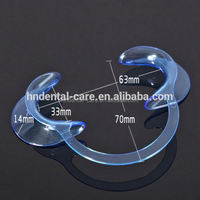High Quality Plastic classical cheek retractor for restorative
