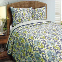 quilt cotton bed Sheets microfiber printed quilts