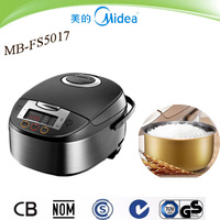 Midea CE/CB/SNI/GS power cable/plug/Measuring Cup/2 Meal Spoons for rice cooker