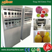 Supply EPE roses net machine, EPE foam net machine fruit net making machine