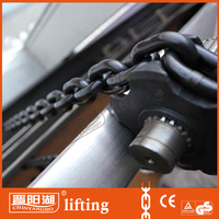 g80 lifting chain/grade 80 alloy chain from China manufacturer