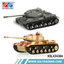 Popular 1:36 twin infrared battle simulation rc tank cheap toys for kids