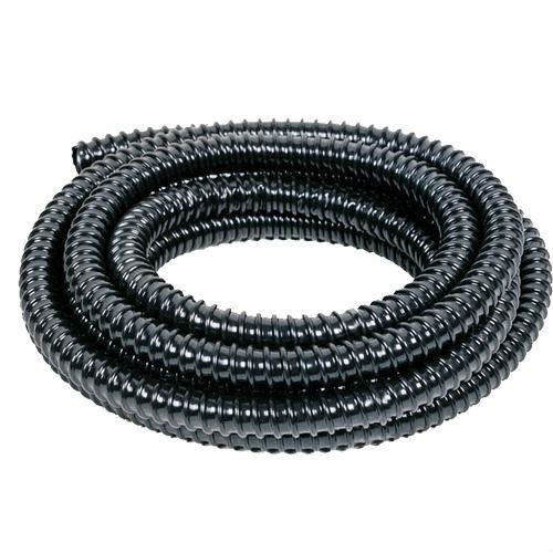 PVC coated steel flexible spiral metal cable hose