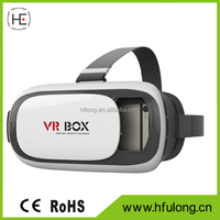 VR BOX Version 3D Virtual Reality 3D VR Glasses Headset for 4inch - 6.0 inch Smartphones