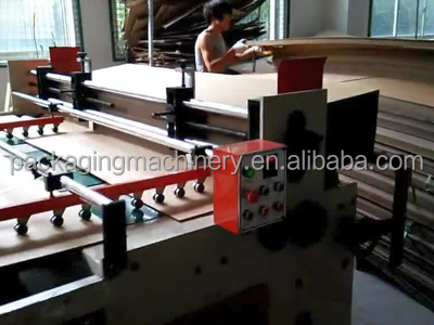 automatic paperboard feeder/corrugated paper sheet feeder