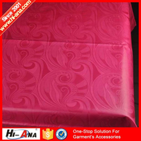 hi-ana fabric1 OEM Custom made top quality Cheap color bazin riche