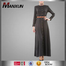 Islamic Burqa Designs Image Button Black Abaya Belt Abaya Of Jeddah