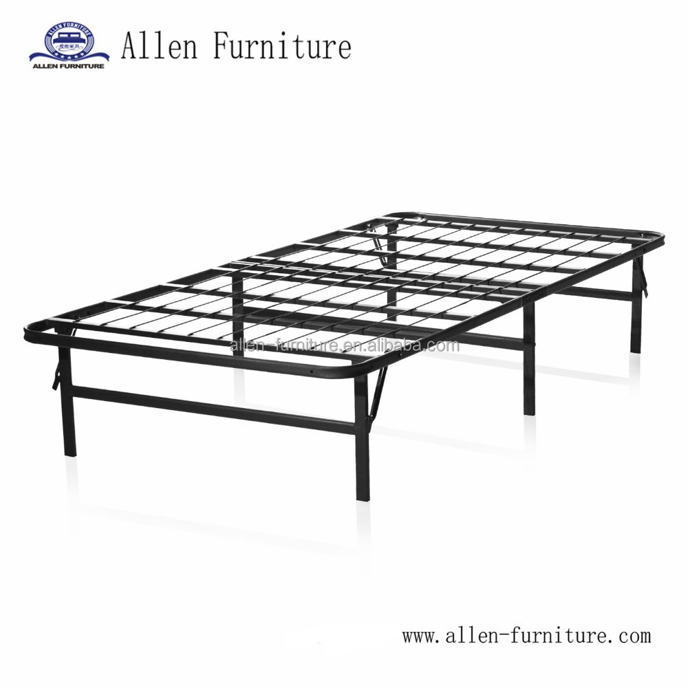 Metal Bed base with box spring twin XL 38X80""