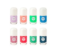 hot sale in Dubai peel off nail polish with private label
