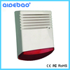 Battery Only Outdoor Wireless Alarm Siren