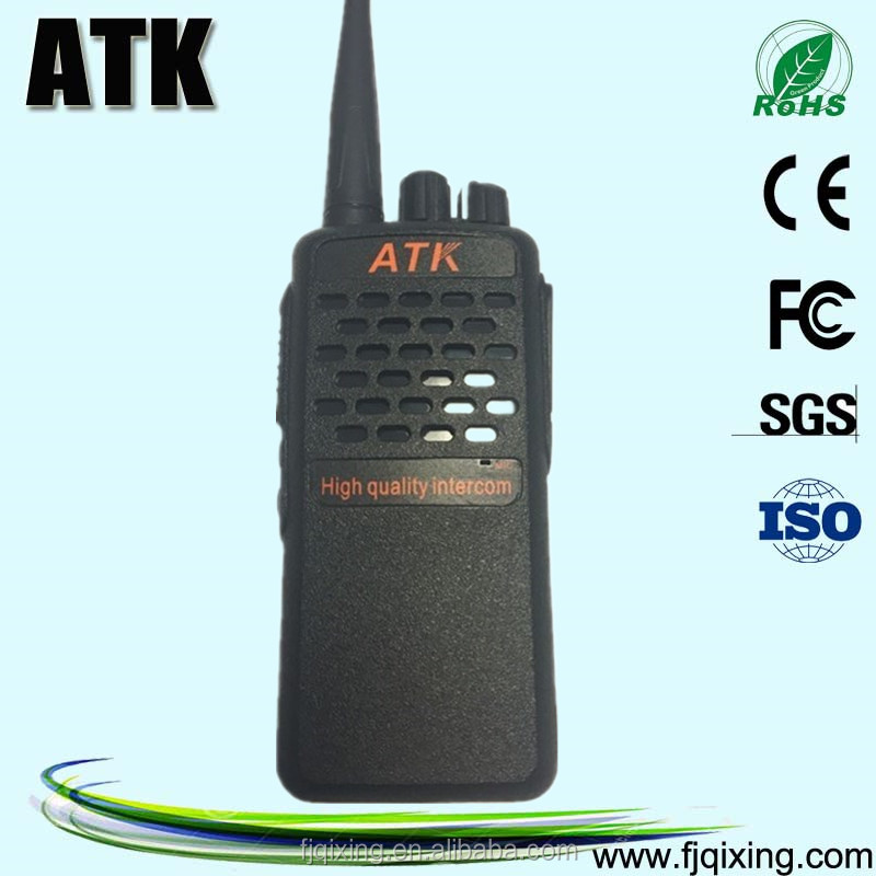 Handheld Type Digital Radio