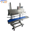 Solid Ink Band Sealer, Stainless Steel Plastic Bag Sealing Machine, Continuous Bag Sealing Machine