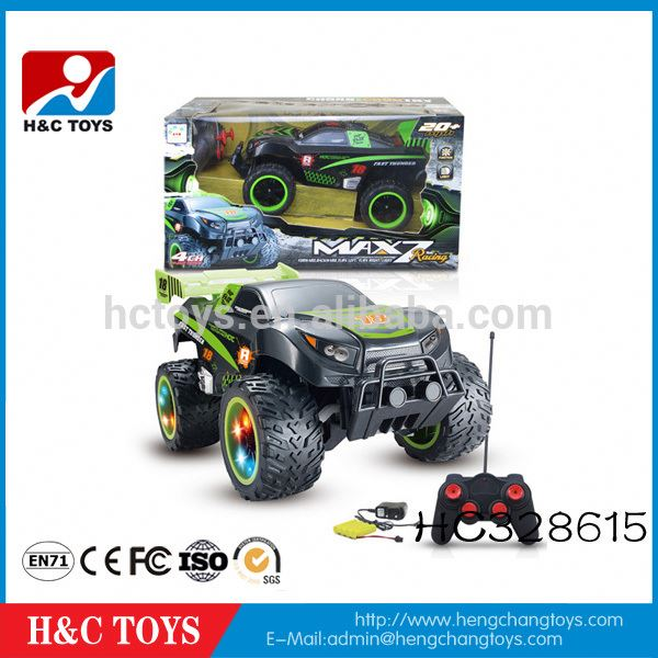 Best Selling Remote Control Car Toys 4CH Electric Powered RC Car Offroad Buggy HC328615