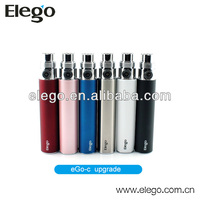 2013 Newest High Quality 650 mAh eGo-C Upgrade Cigarrillos Electronicos eGo