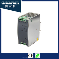 HOWDER Power Supply DR-75-12 12V 6.3A Single Output DIN Rail Switching Power Supply with CE