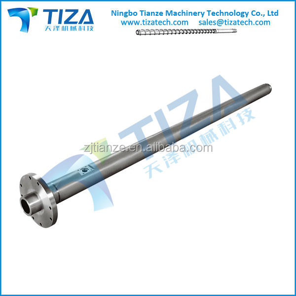 Injection molding machine Screws and Barrels