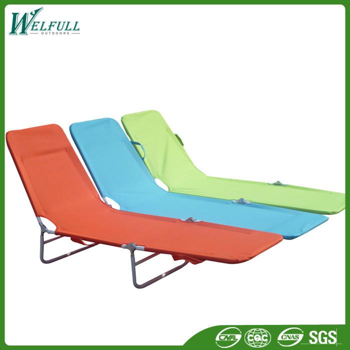 Outdoor plegadora silla de playa para tomar el sol de for Sillas para tomar el sol