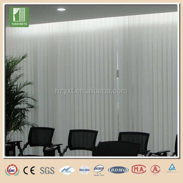 China vertical folding vertical blinds brackets