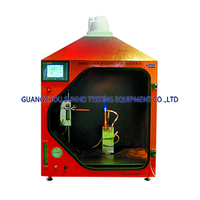 Horizontal vertical FlamingTester,for HB,V0, V1, V2,5VA, 5VB,VTM-0, VTM-1,HF-1, HF-2, HBF, VTM-2/ UL94/IEC 60695-11-10,