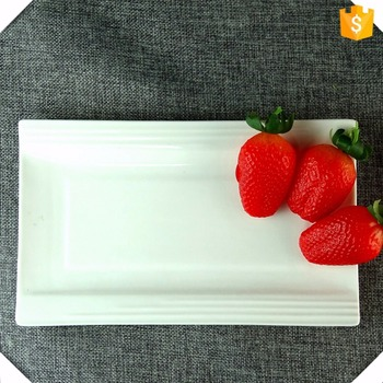 Wholesale Fine Quality Porcelain Plates For Dinner Restaurant Dishes Bone China