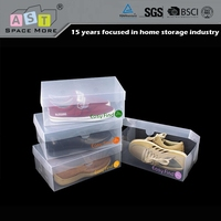 High standard competitive price storage shoe boxes clear drawer