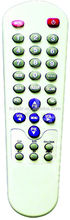 RoHS CE Satellite Receiver Control Remote Satellite TV Satellite Receiver Remote Codes