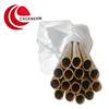 Chinese Credible Supplier Seamless Brass Tube for Bed and Ornament