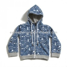 Children surface to air kids hoodie