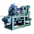 Crimper for fiber production line