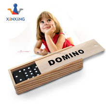 New arrival mini domino set table game on sale