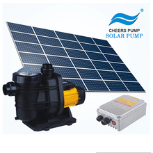 1200W 72V DC solar water pump for swimming pools